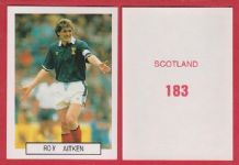 Scotland Roy Aitken Glasgow Celtic